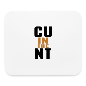 CU in the NT - Mouse pad Horizontal