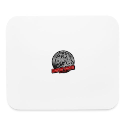 Ramsay Gamer Logo 2 - Mouse pad Horizontal