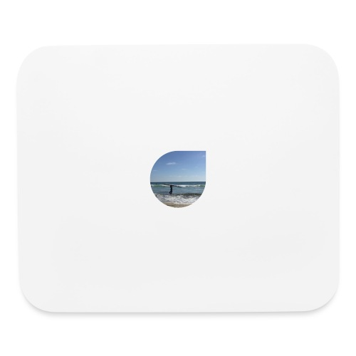 Floating sand - Mouse pad Horizontal