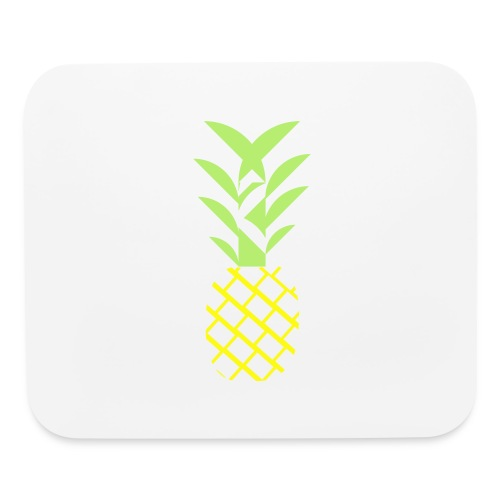 Pineapple flavor - Mouse pad Horizontal
