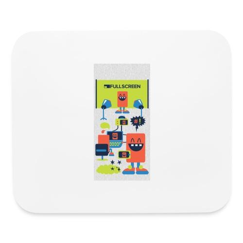 iphone5screenbots - Mouse pad Horizontal