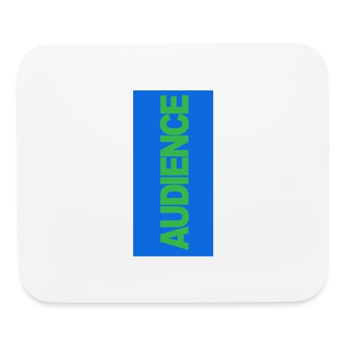 audiencegreen5 - Mouse pad Horizontal