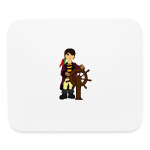 Alex the Great - Pirate - Mouse pad Horizontal