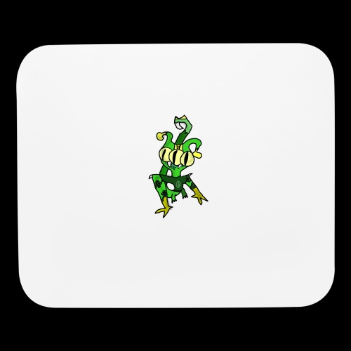 Three-Eyed Alien - Mouse pad Horizontal