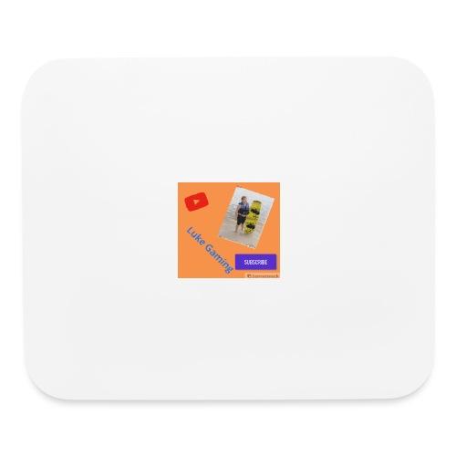 Luke Gaming T-Shirt - Mouse pad Horizontal