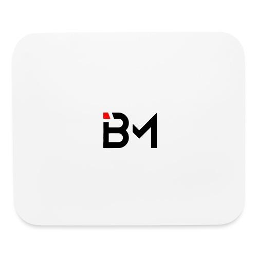 bench mob logo no lettering (black) - Mouse pad Horizontal