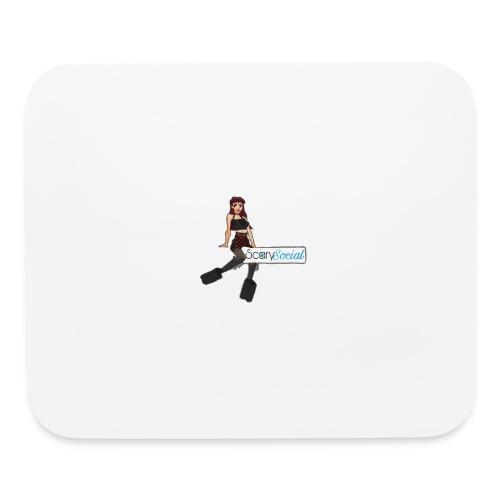 Scarysocial Merch - Mouse pad Horizontal