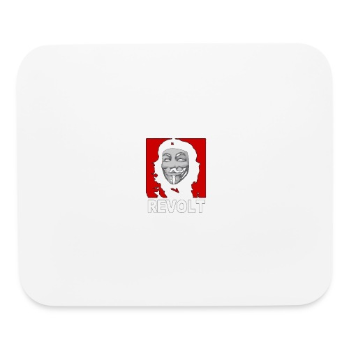 Anonymous Che Revolt Mugs & Drinkware - Mouse pad Horizontal