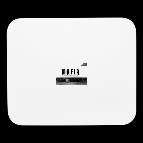 Road to Success(Mafia) - Mouse pad Horizontal