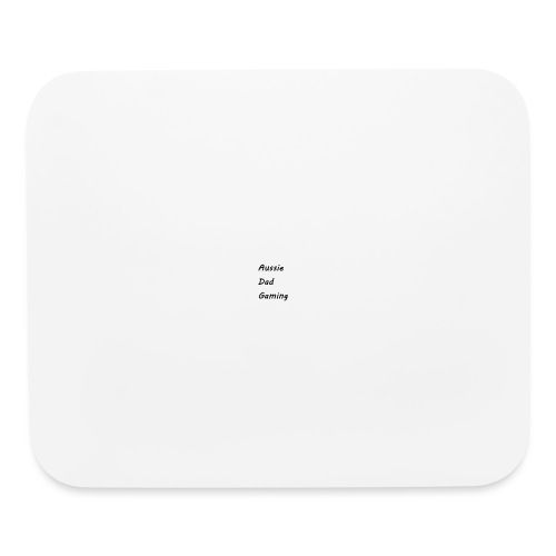 Basic AussieDadGaming - Mouse pad Horizontal
