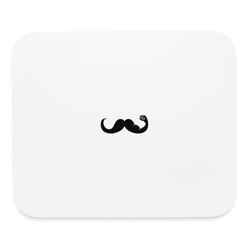 mustache tutorial - Mouse pad Horizontal
