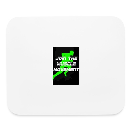 muscle movement - Mouse pad Horizontal