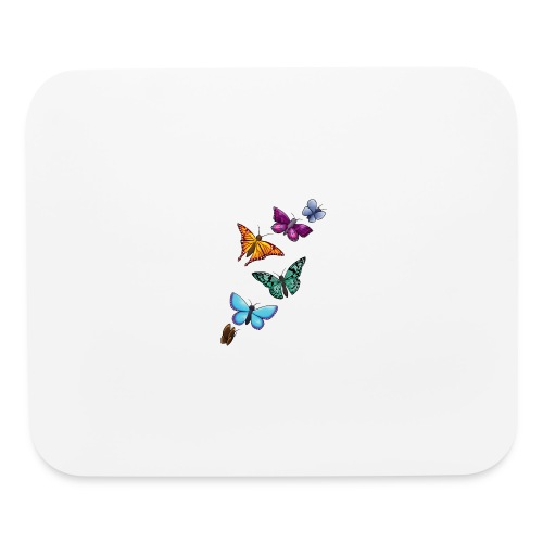 butterfly tattoo designs - Mouse pad Horizontal
