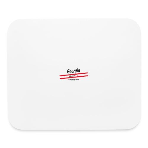 Georgia Always Lit - Mouse pad Horizontal