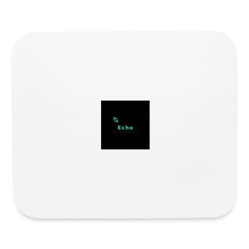 Echo Clan Offical Logo Merch - Mouse pad Horizontal