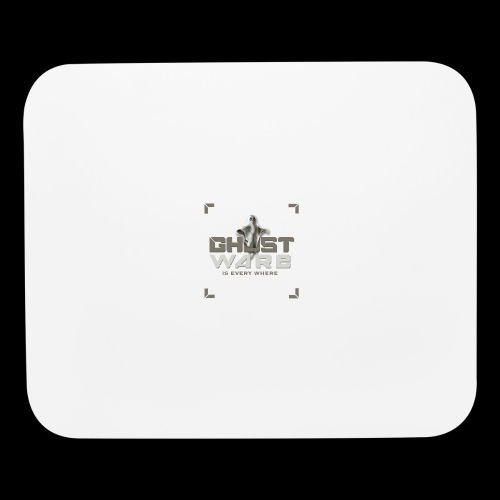Ghostware Square Logo - Mouse pad Horizontal