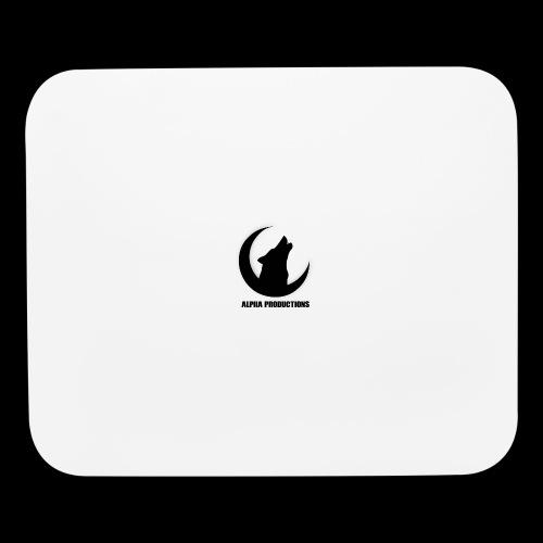 Alpha Logo - Mouse pad Horizontal