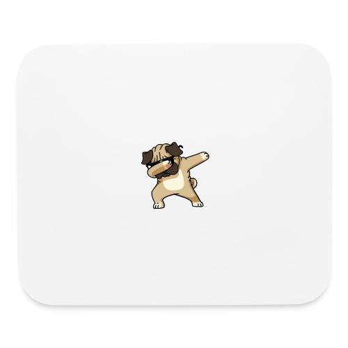 DAB Dog - Mouse pad Horizontal