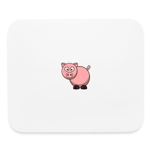Funny Pig T-Shirt - Mouse pad Horizontal