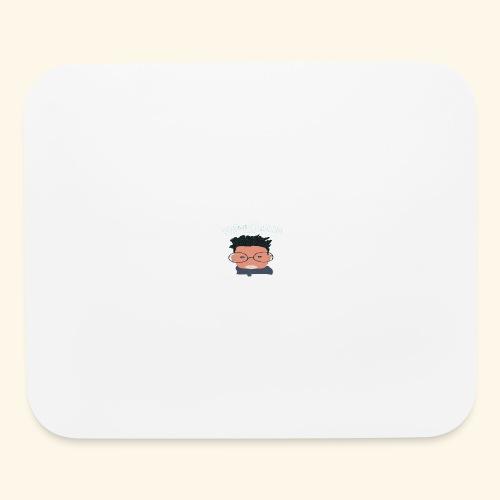 weiweigang logo edit - Mouse pad Horizontal