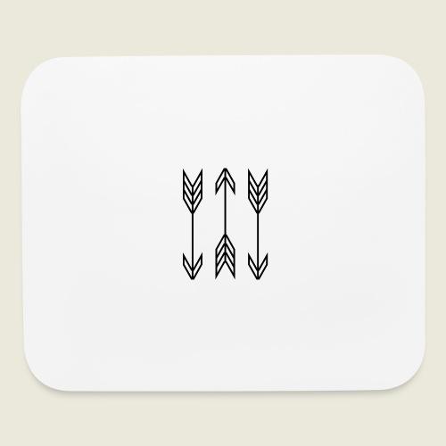 arrow symbols - Mouse pad Horizontal