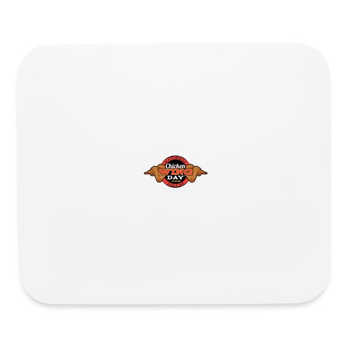 Chicken Wing Day - Mouse pad Horizontal