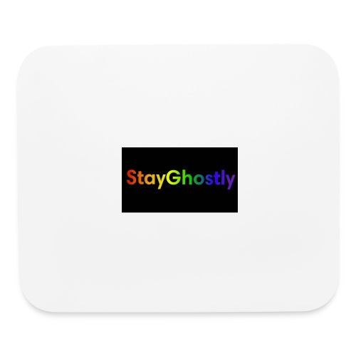 StayGhostly phone cases - Mouse pad Horizontal