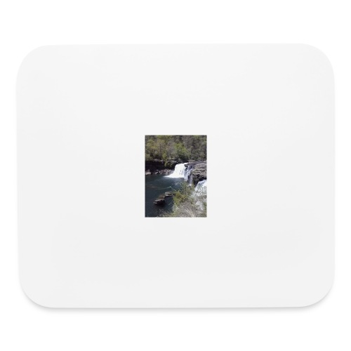 LRC waterfall - Mouse pad Horizontal