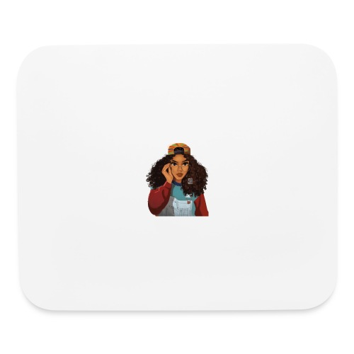 Rose - Mouse pad Horizontal