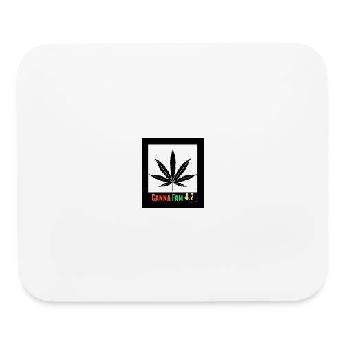 Canna Fams #2 design - Mouse pad Horizontal