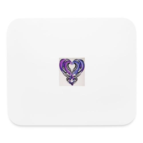 dragons love/ jigsaw master35 - Mouse pad Horizontal