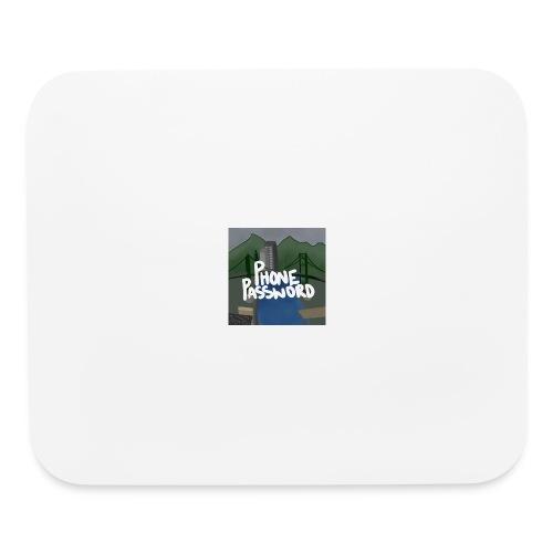 PhonePassw - Mouse pad Horizontal