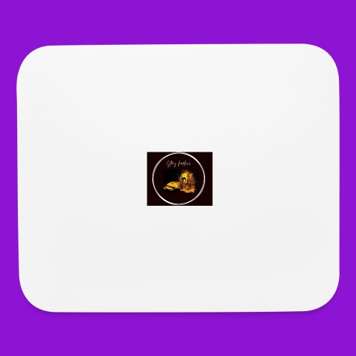 Monzi fearless collection - Mouse pad Horizontal