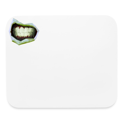 2 Mouth3temp png - Mouse pad Horizontal