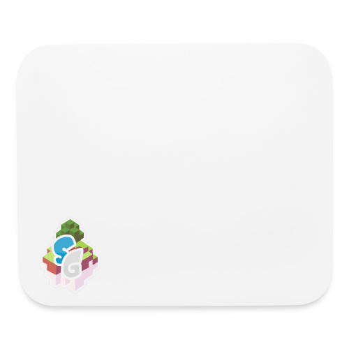 SG Logo - Mouse pad Horizontal