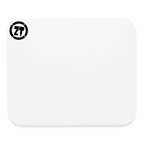Zirxl Tramps initial logo - Mouse pad Horizontal