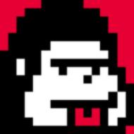 Pixel Party Boy